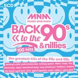 MNM - Presents Back To 90S & 00S (100 Hits)
